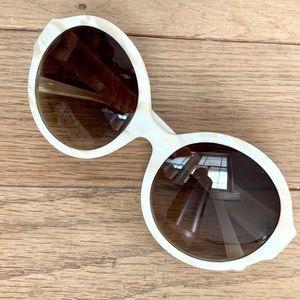 Michael Kors Round Frame Sunglasses